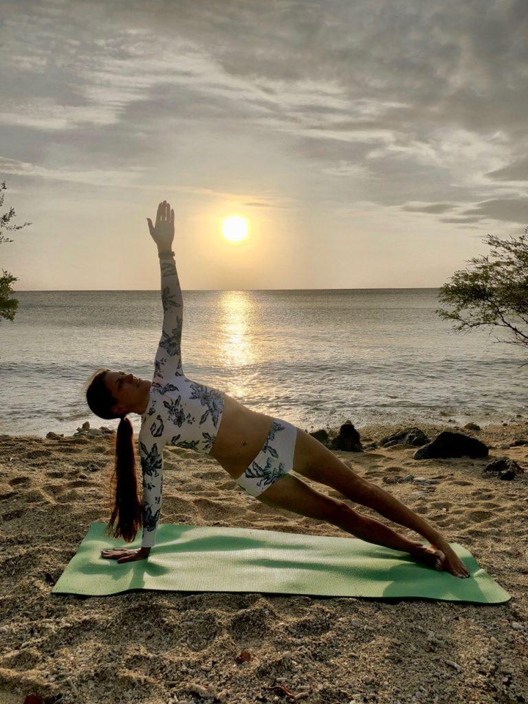 Alexandra Bone nutritionist yoga